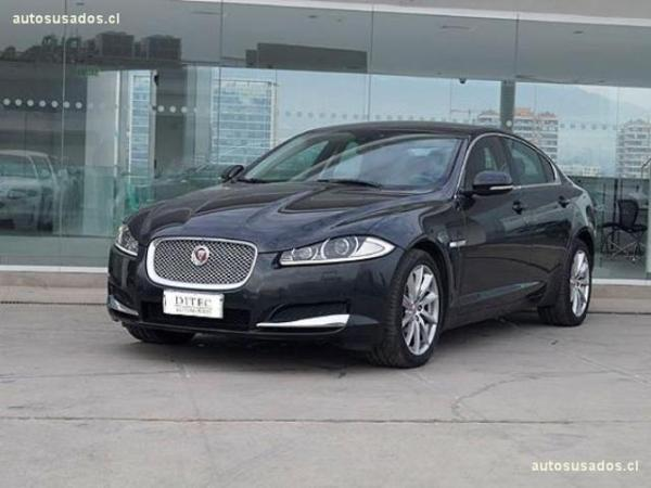 Jaguar XF 2.0 año 2015