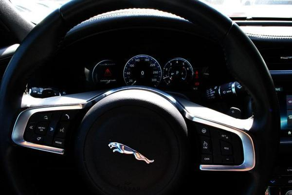 Jaguar XF XF 3.0 V6 SC S año 2017