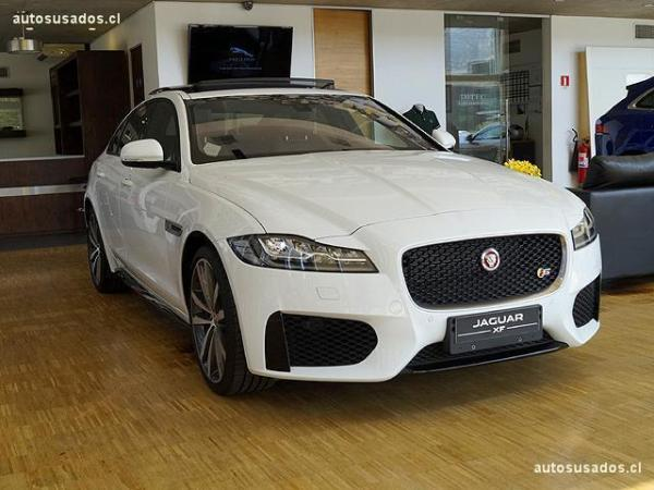 Jaguar XF S 3.0 año 2018
