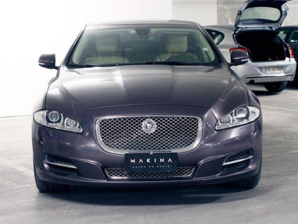 Jaguar XJ 5.0 SUPERCHARGER año 2011