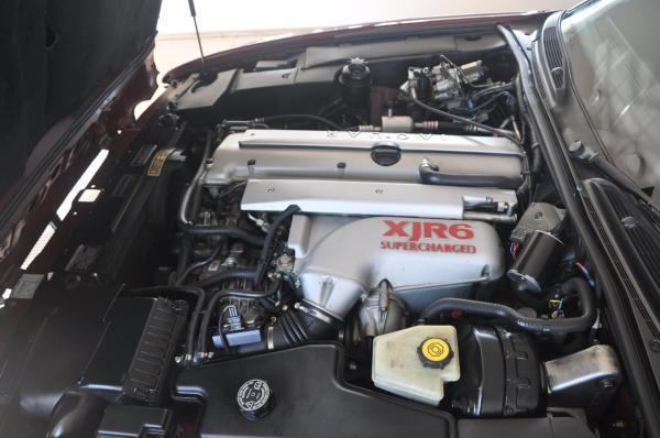 Jaguar XJR  año 1997