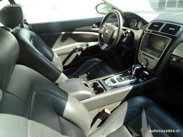 Jaguar XK CONVERTIBLE año 2009