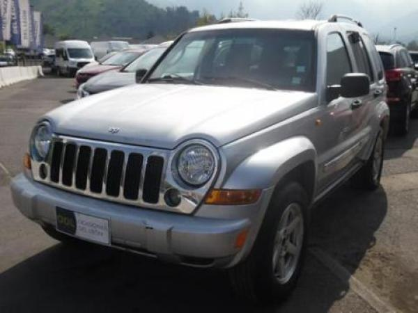 Jeep Cherokee  año 2006