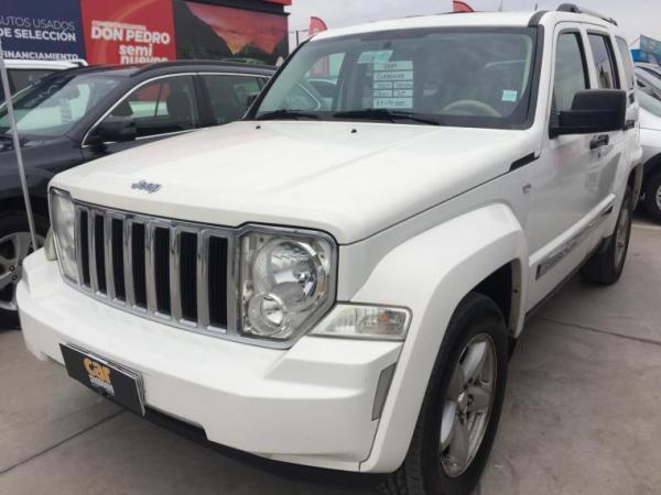Jeep Cherokee 3.7 AT año 2009