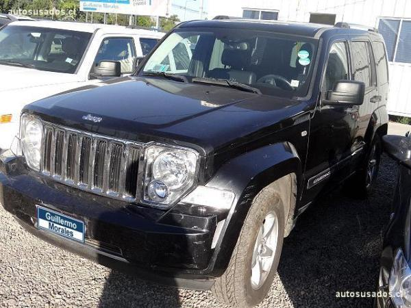 Jeep Cherokee LIMITED año 2011