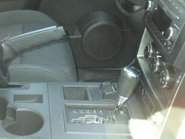 Jeep Cherokee LIBERTY SPORT 3.7 año 2011