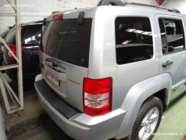 Jeep Cherokee  año 2011