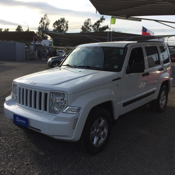 Jeep Cherokee SPORT año 2013