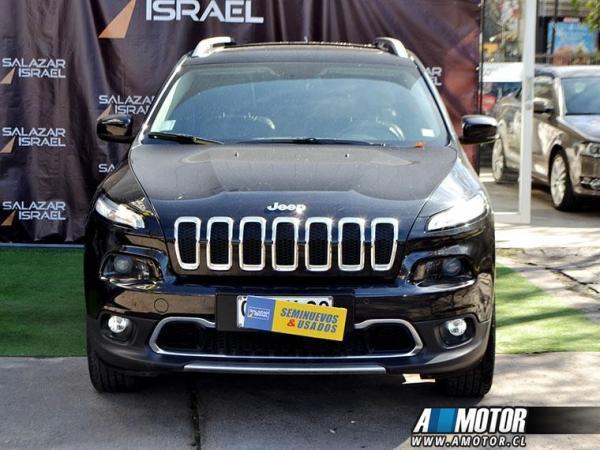 Jeep Cherokee Cherokee Ltd 4x4 3.2 año 2014