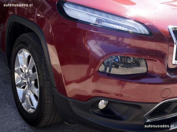 Jeep Cherokee LIMITED 3.2 4X4 año 2015