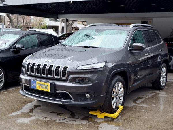 Jeep Cherokee Cherokee Limited 4x4 3.2 año 2017