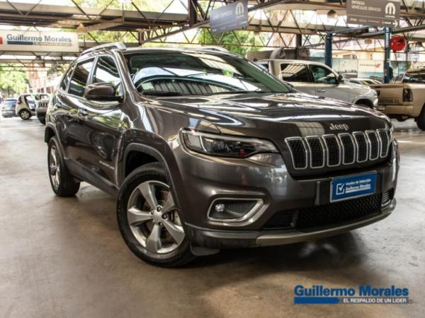 Jeep Cherokee LIMITED 3.2 4X4 año 2019