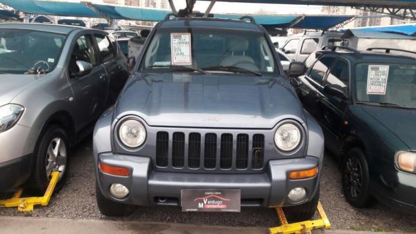 Jeep Cherokee Limited  año 2002