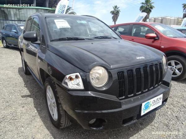 Jeep Compass 4X4 año 2008