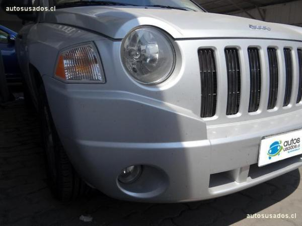 Jeep Compass LIMITED 2.4 4X4 año 2009