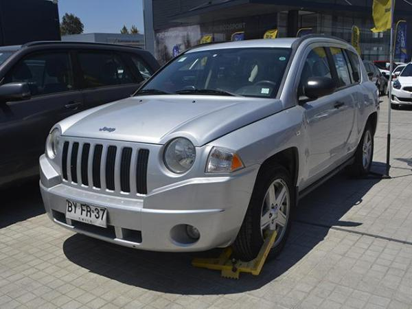 Jeep Compass Compass Sport 4x4 2.4 At año 2010