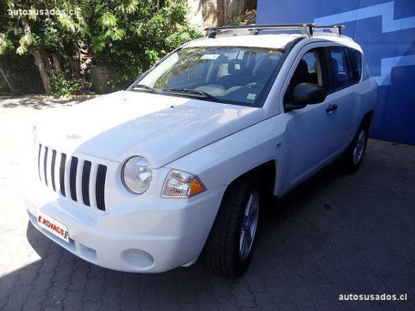 Jeep Compass 2.4 año 2010