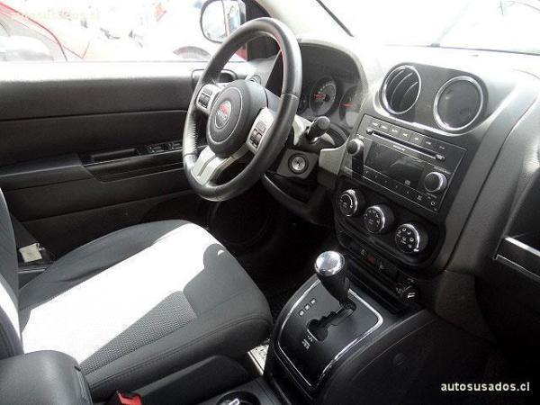 Jeep Compass SPORT año 2011