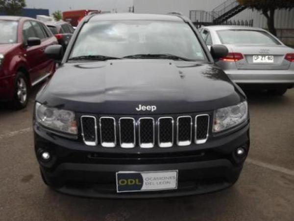 Jeep Compass  año 2011