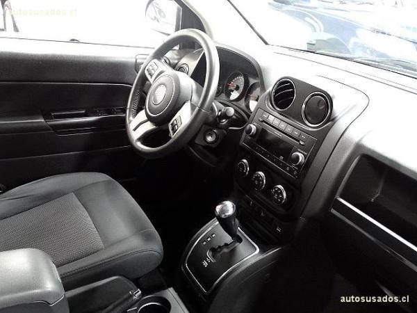 Jeep Compass 4x4 año 2012