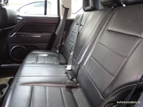 Jeep Compass  año 2012