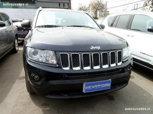 Jeep Compass SPORT año 2012