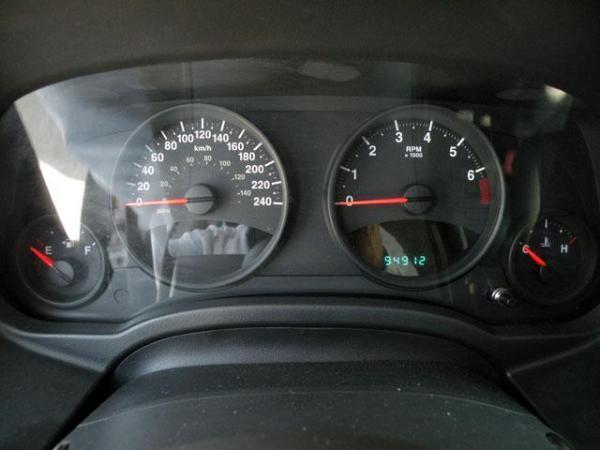 Jeep Compass Compass Sport 2.4 año 2012