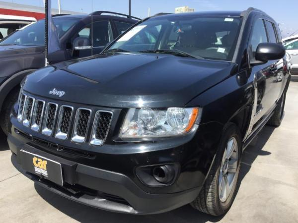 Jeep Compass 2.4 AT año 2012