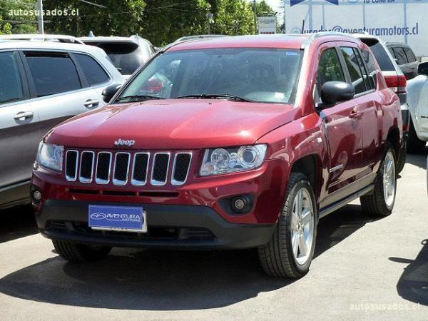 Jeep Compass LTD año 2013