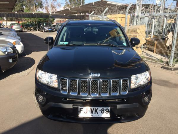 Jeep Compass SPORT AT año 2013