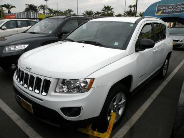 Jeep Compass NEW COMPASS 2.4 año 2013