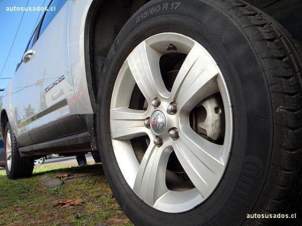 Jeep Compass 2.4 4X4 año 2013