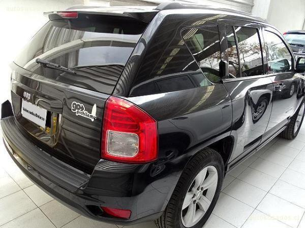 Jeep Compass SPORT 2.4 AT año 2013