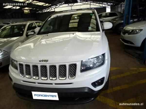 Jeep Compass LIMITED año 2013