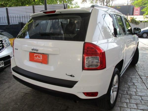 Jeep Compass SPORTS 2.4 año 2013