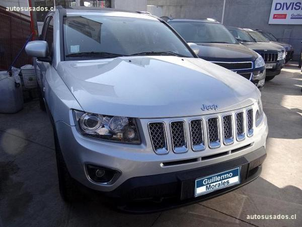 Jeep Compass LIMITED 4x4 año 2014