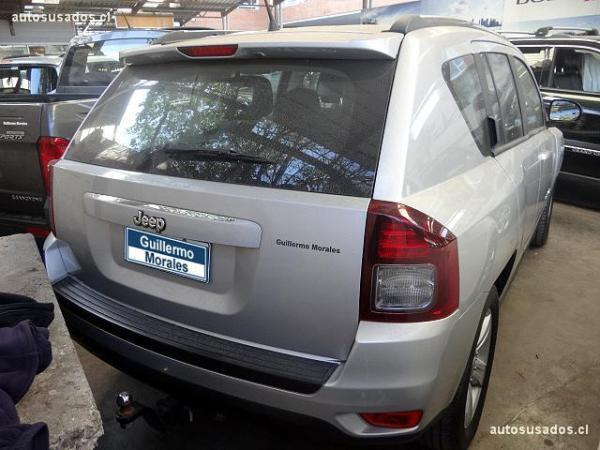 Jeep Compass  año 2014