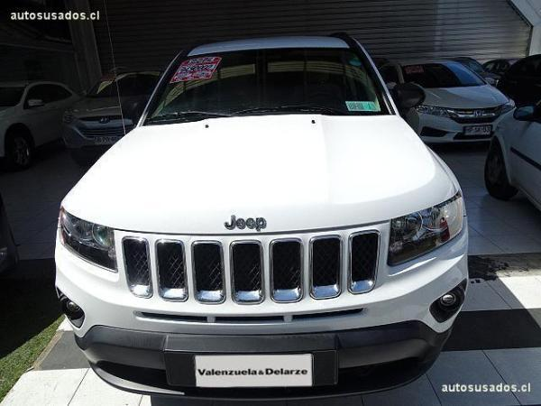 Jeep Compass SPORT 4X4 2.4 AT año 2014