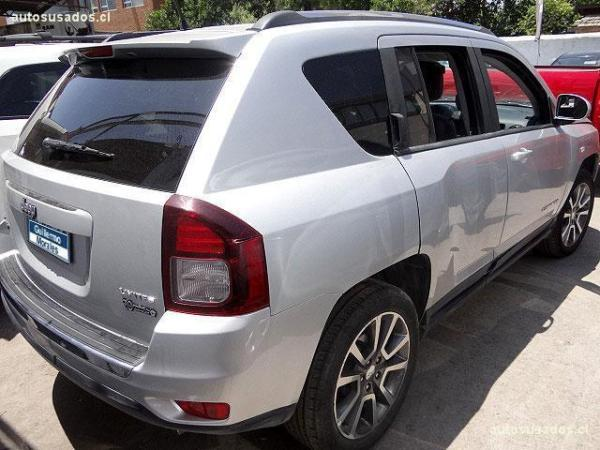 Jeep Compass LIMITED año 2014