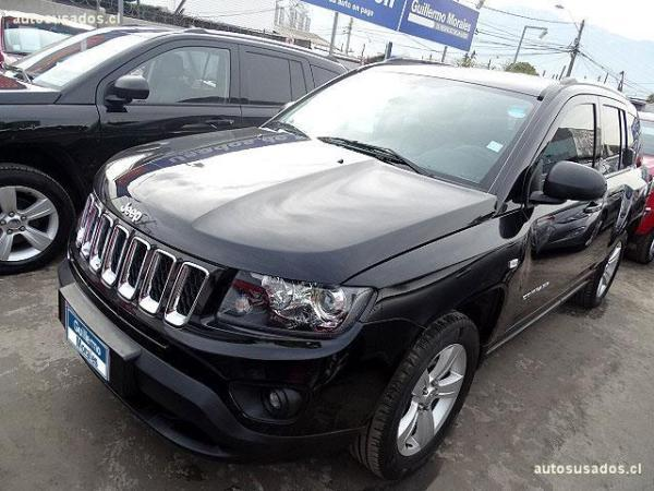Jeep Compass SPORT año 2014