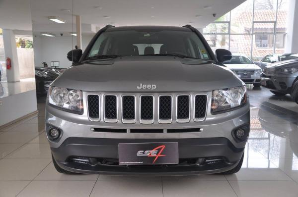 Jeep Compass AT año 2014