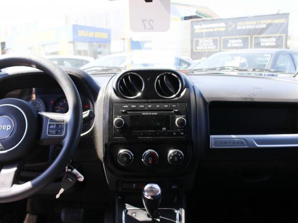 Jeep Compass Compass Sport 2.4 año 2015