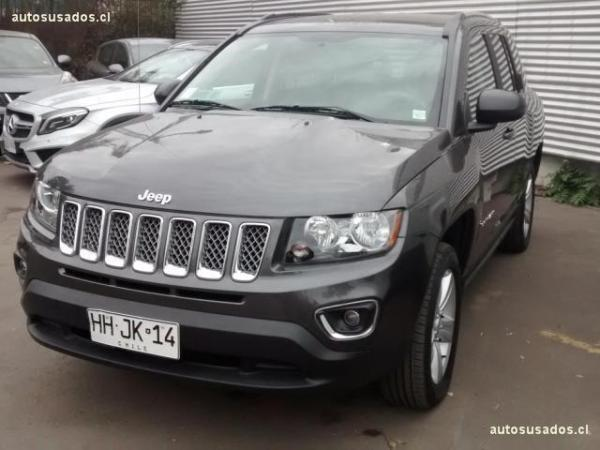 Jeep Compass SPORT 4X2 AT año 2015