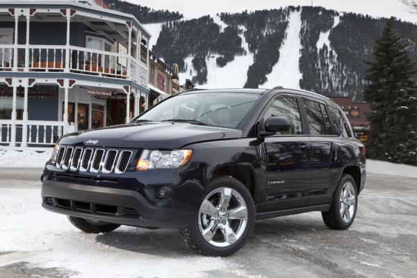 Jeep Compass AT año 2015