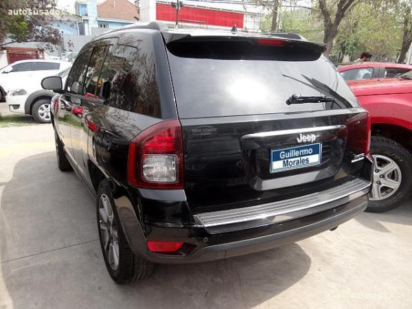 Jeep Compass LIMITED año 2015