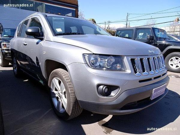 Jeep Compass SPORT año 2015