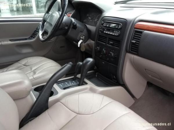 Jeep Grand Cherokee 4.0 año 1999