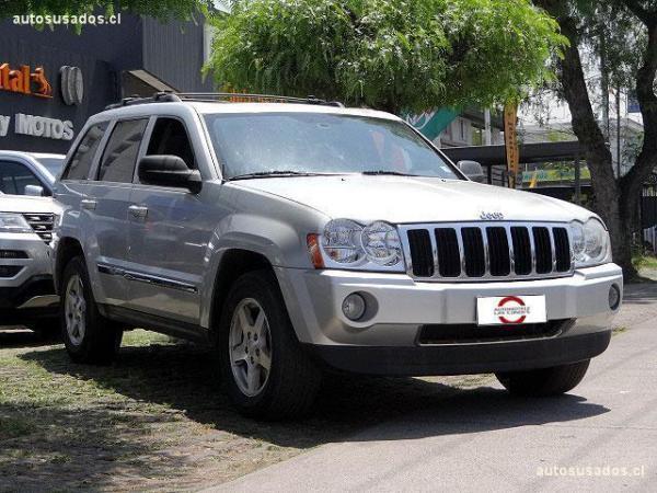 Jeep Grand Cherokee LIMITED 4.7 año 2007