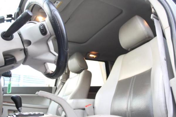Jeep Grand Cherokee G CHEROKEE 4X4 4.7 año 2008