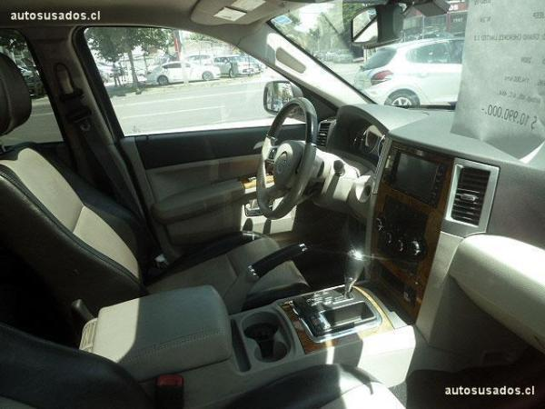 Jeep Grand Cherokee CRD LIMITED año 2009